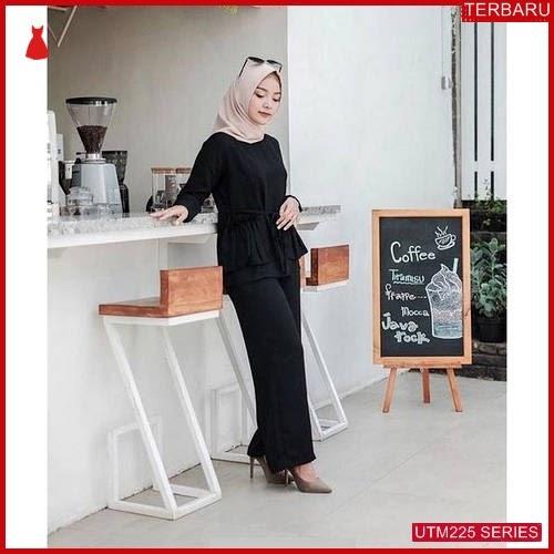 UTM225H56 Baju Hinada Muslim Set Dewasa Atasan UTM225H56 0E1 | Terbaru BMGShop