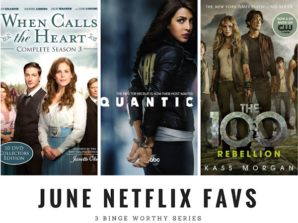 Summer Netflix Favorites