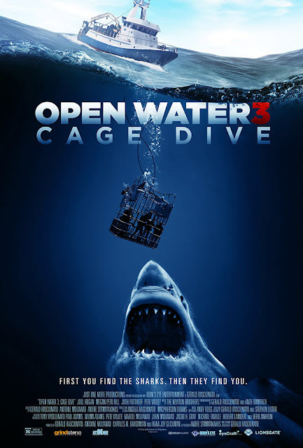 Sinopsis Film Horror Open Water 3: Cage Dive (2017)