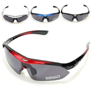 Polarized Sporting Goggles and SunShade Glasses