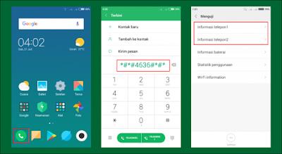 Cara cek imei xiaomi untuk melacak smartphone yang hilang Cara cek imei xiaomi untuk melacak smartphone yang hilang