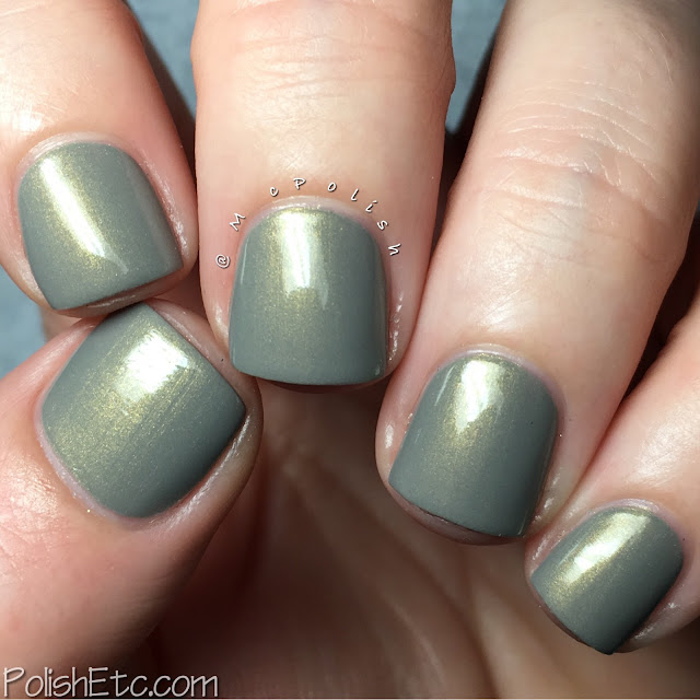 Takko Lacquer - Electric Apple: NYC - McPolish