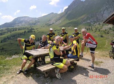 Traversée des Alpes 2017