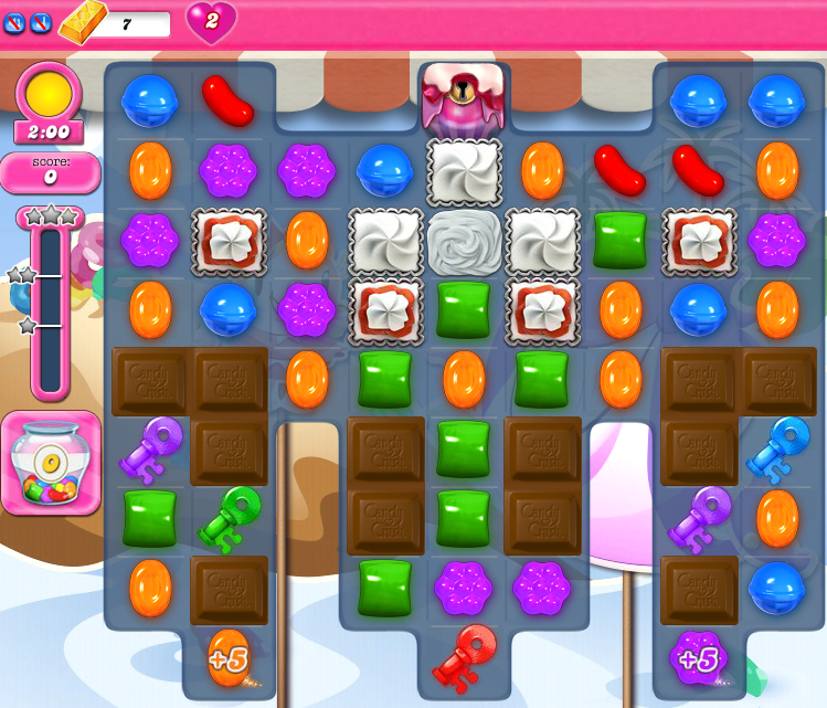 Candy Crush Saga 1628