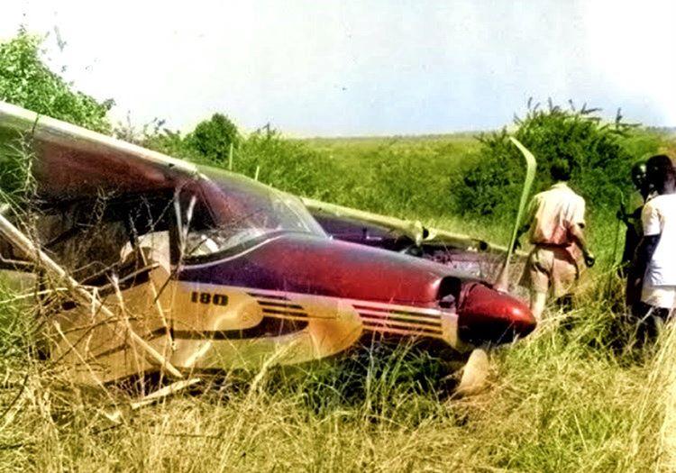 O dönemlerde kaza yapan uçak oldukça fazlaydı, bunun nedeni uçaklardaki yetersizlikti.