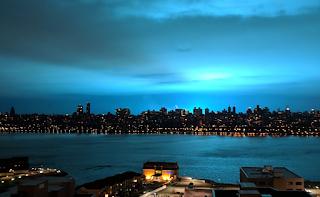 Αναστάτωση στη Νέα Υόρκη από τον μπλε ουρανό - Νόμιζαν πως ήταν εξωγήινοι