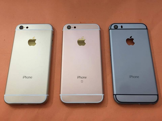 thay vỏ cho iPhone 6