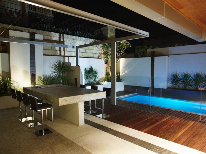casas minimalistas y modernas quinchos modernos y