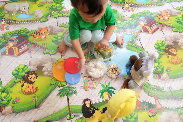 3duplay zoo playmat