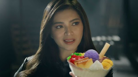 Satisfy Your Craving with the Creamiest Halo-Halo in New Mang Inasal TVC