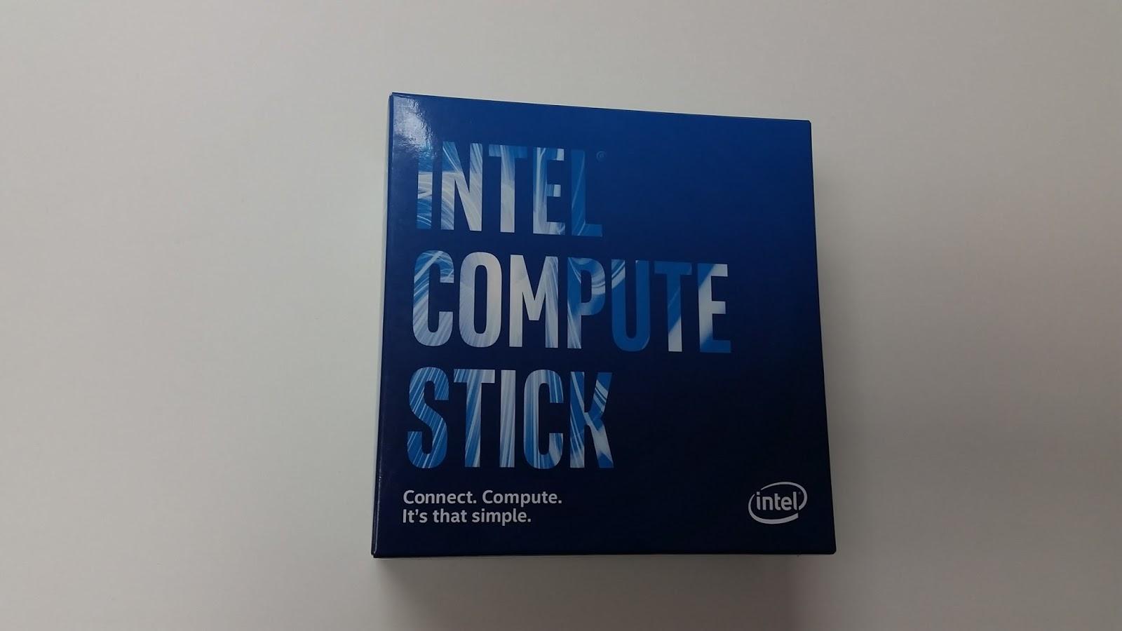 Review Del Intel Stick PC STK1AW32C