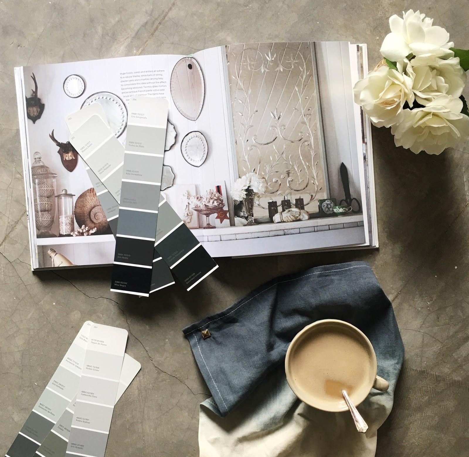 El gris en la decoración