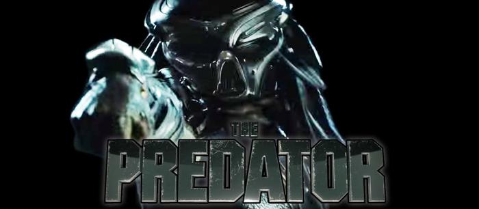The Predator from 14 September 2018
