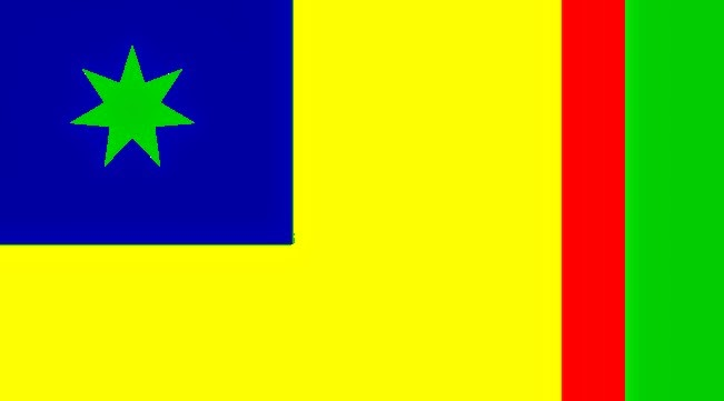 The Voice Of Vexillology Flags Heraldry Flag For The Continent
