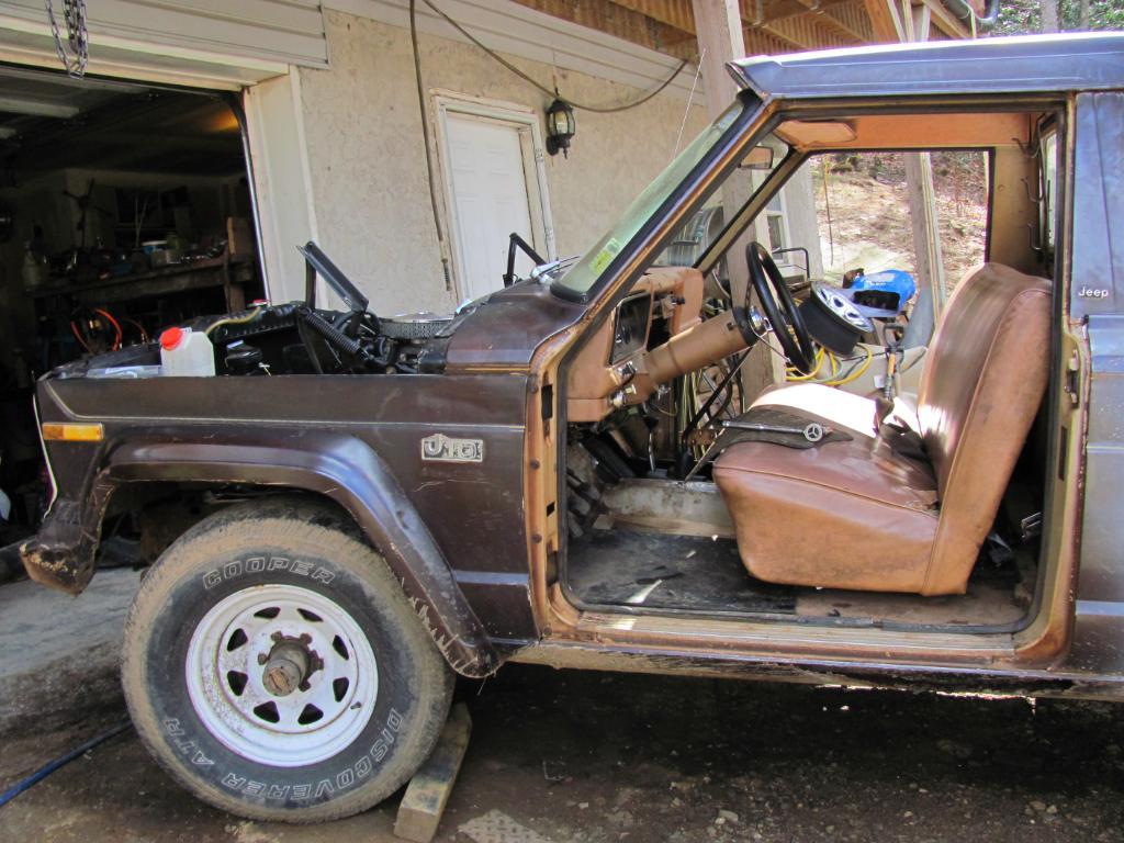 1976 jeep j10 wiper wiring [ 1024 x 768 Pixel ]