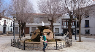 Tembleque, Plaza del Orden.