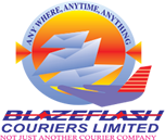 Blaze Flash Courier Customer Care Number