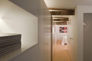 Diseño e interiorismo en un apartamento en amsterdam