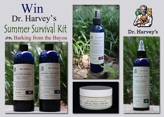 Dr. Harvey's grooming essential products