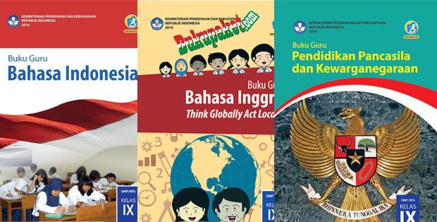Buku Siswa Kelas 9 Kurikulum 2013 Revisi 2018