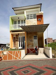 Disewakan murah villa 3 kamar