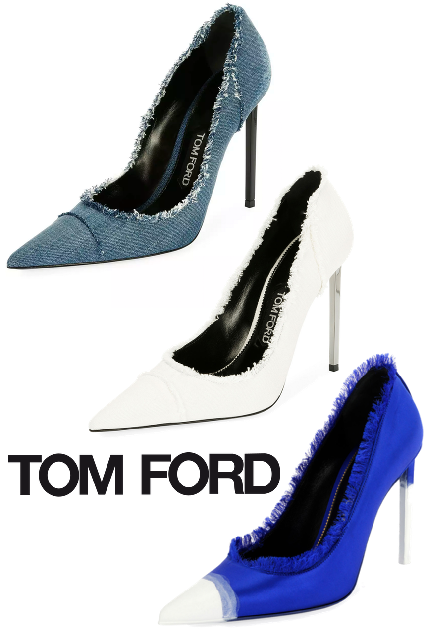 Tom Ford Assorted Pumps
