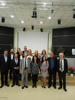 """Με επιτυχία στέφθηκε η Διεπιστημονική Διημερίδα """"Περιφερειακή Πολιτική, Τουρισμός και Μ.Μ.Ε."""" που πραγματοποιήθηκε στη Σπάρτη την Πέμπτη 30 και την Παρασκευή 31 Μαρτίου"""