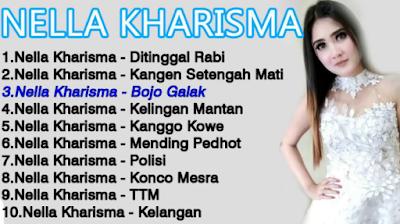 Kumpulan Lagu Nella Kharisma Terbaru Dan Terpopuler 2018