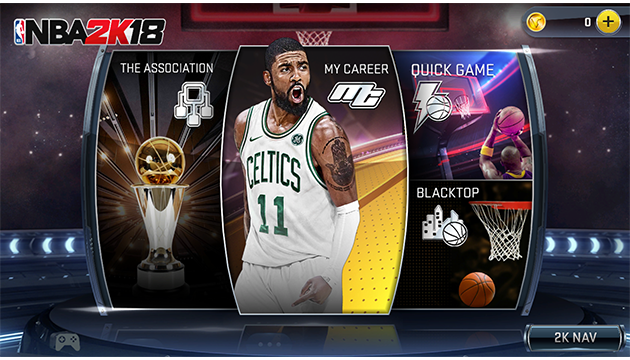 Android Games: NBA 2K18 Apk v.37.0.3 Installer