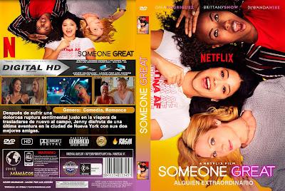 SOMEONE GREAT: ALGUIEN EXTRAORDINARIO - SOMEONE GREAT - 2019 [COVER DVD]