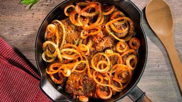 Filetes De Carne Criollos