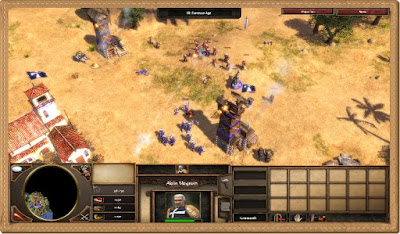 Age of Empires 3 Games Screenshots