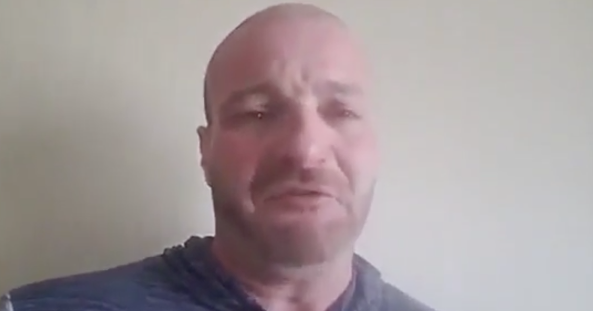 Crying Nazi Christopher Cantwell wants to be an FBI