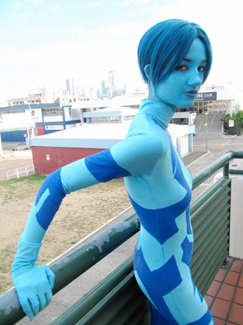 Hot cortana cosplay opinion you