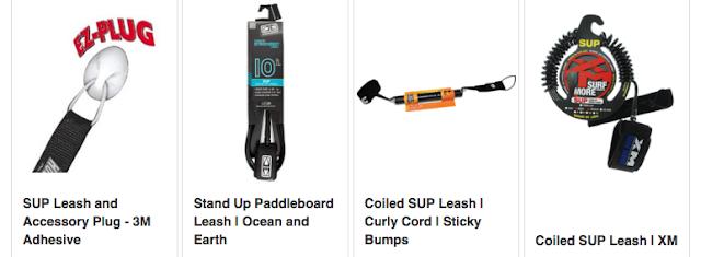 paddleboard leash