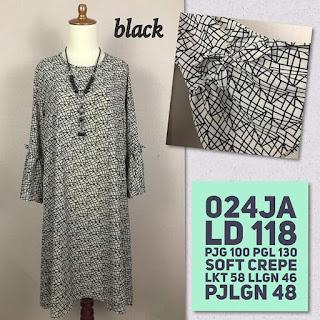 Baju Tunik Jumbo Big Size 024JA