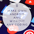 How to make an app Easy step | Build your own app