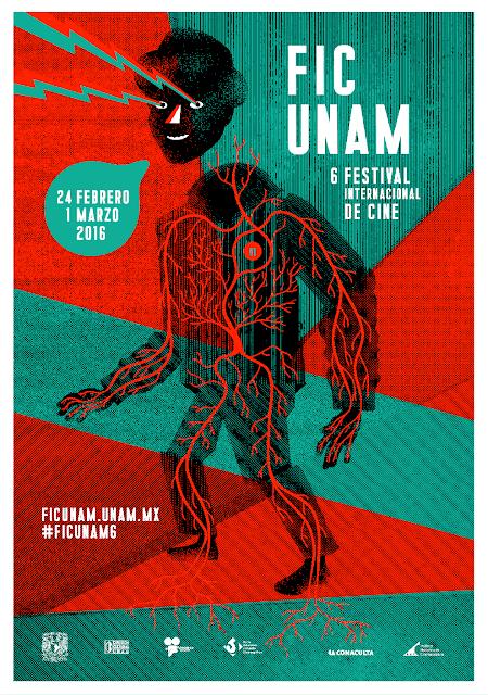 Festival Internacional de Cine de la UNAM 2016 #FICUNAM6 a partir del 24 de febrero