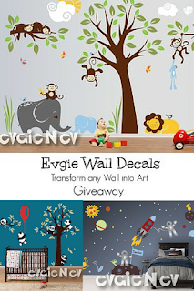 Evgie Wall Design Giveaway