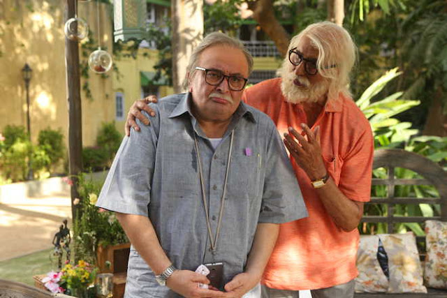 102 NOT OUT Movie Review: Reunion of two Legends of Bollywood