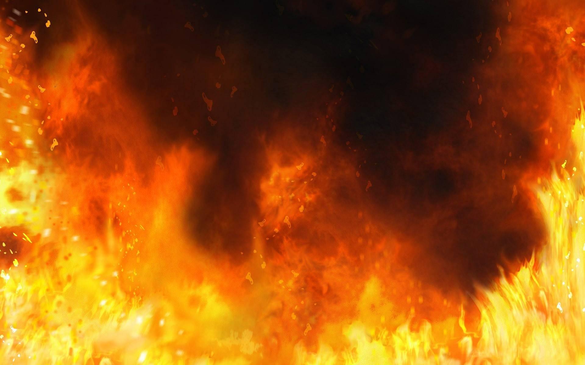 Fire Wallpaper 3d