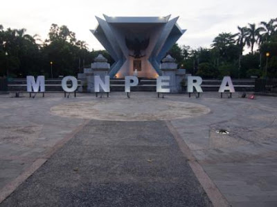 monumen perjuangan rakyat ampera