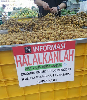 Sate Padang Berisi Daging Babi Dijual di Padang