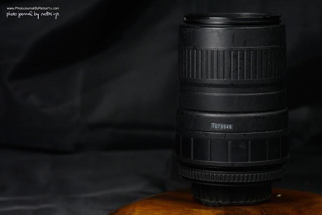 Sigma UC 100-300mm f/4.5-6.7 (Nikon Mount)