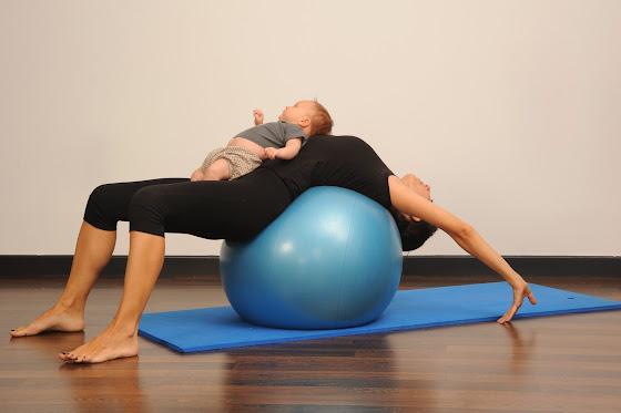 pilates madre y bebe