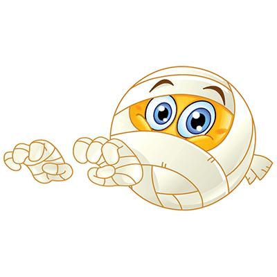 Mummy emoji