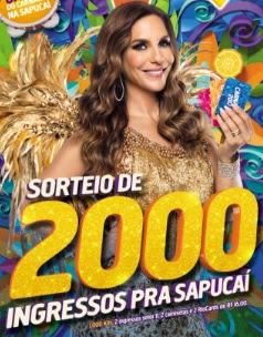 Promoção Supermercados Guanabara Carnaval 2017