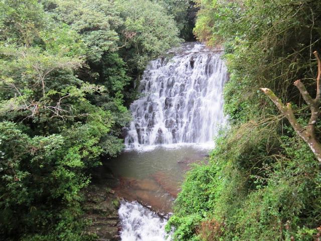 Elephanta Falls near Shillong