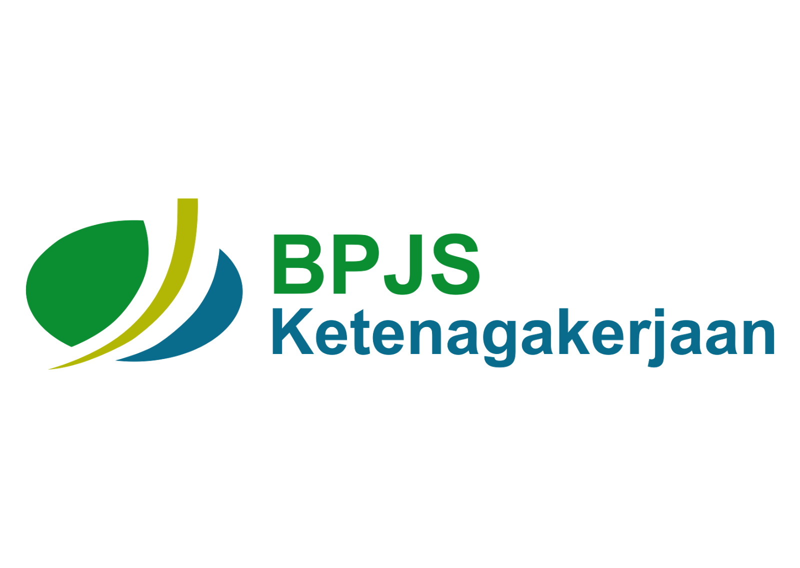 Bpjs Ketenagakerjaan Logo Vector Format Cdr Ai Eps Svg Pdf Png