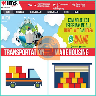 IMS Logistics Jasa Logistics Terpercaya di Indonesia